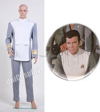 Star Trek The Motion Picture Admiral Kirk Outfit Costume