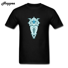 Adult Tee Shirt Avatar Legend Of Korra Raava T Shirts Men Clothing Short Sleeve 100% Cotton Teenboy Tshirt Oversize T-Shirt Man