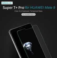 "Mate 9 Tempered Glass (5.9"") Nillkin Screen Protector Amazing T+ Pro Tempered Glass For huawei mate 9 tempered glass(China)"