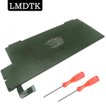 "LMDTK New laptop Battery for Apple MacBook Air 13"" A1237 A1034 MB003 MC233LL/A MC234CH/A Replace A1245 battery(China)"