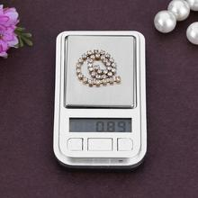Buy Pocket 200G/0.01G Digital Jewelry Gold Gram Balance Weight Scale Kitchen Scale Balance Pocket Gram LCD Display Jewelry tool for $5.65 in AliExpress store