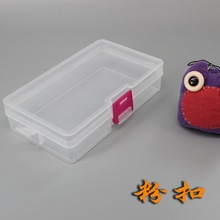 by ems or dhl 100pcs Can Be Assembled Portable Big SpacePlastic Pill Box Medicine Case For Healthy Care Empty Drugs Box