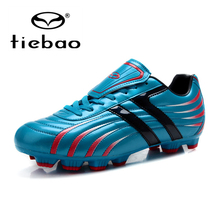 Tiebao Outdoor Training Soccer Shoes Cleats Long Spikes Soccer Sneakers Football shoes Sport Soccer Shoes Mens Football Shoes