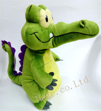 Swampy Alligator Crocodile Plush Stuffed Animal Toy Doll(China)
