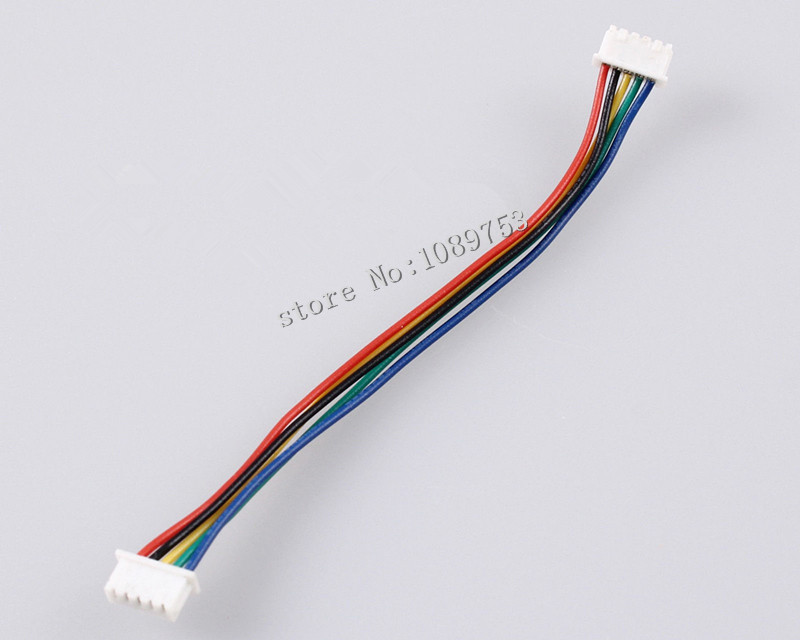 50pcs Double-end Cable 1.25mm 5Pins 100mm/150mm/200mm Female to Female Wire Plug<br><br>Aliexpress