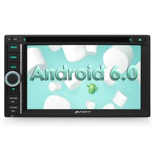 Android 6.0 Marshmallow Touch Screen Car DVD Player Quad Core 1.6GHzr Car Stereo Auto Radio With GPS Navigation Wifi OBD In Dash