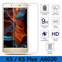 Buy Tempered Glass Lenovo K5 A6020 A6020a40 Case Screen Protector Lenovo Vibe K5 Plus K5 A6020a46 Film Cover GLAS Sklo Funda for $1.89 in AliExpress store