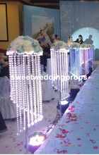 no flowers including )Restaurant decorative crystal fancy decorative chandelier for wedding stage