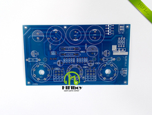 10W 10W EL34 ECC83 single-ended Class A Stereo amplifier Kit(China)