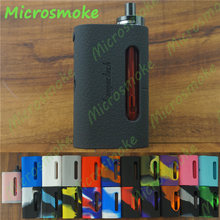 Electronic Cigarette Kanger Cupti Kit 75W Box Mod Silicone Case 5ml Atomizer Kanger Cupti75w Starter thicker Protective Cover