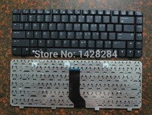 SSEA Hot sale New original US Keyboard For HP Compaq DV2000 V3000 laptop Free Shipping