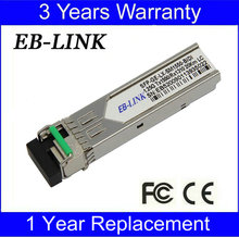 For D-LINK DLINK Compatible DEM-330T,TX1550/RX1310nm 1.25G 10km BIDI SFP Transceiver module(China)