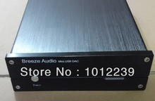 New aluminum DAC amp chassis /home audio DAC amplifier case size Width 172 Depth 251 Height 60(China)