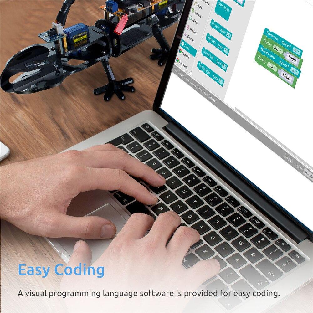 DIY Educational Robot (2)