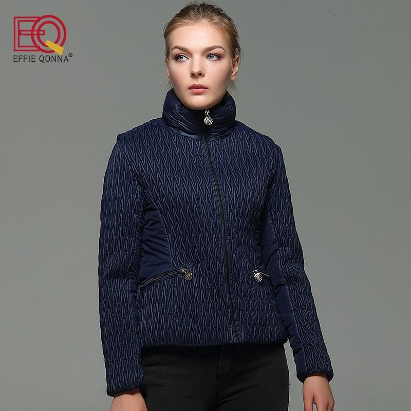 2017 New Fashion Slimming Spring Autumn Long Sleeve Navy Blue Women Jacket Ladies Fall Black Diamond Pleated Female outwear TopsÎäåæäà è àêñåññóàðû<br><br>