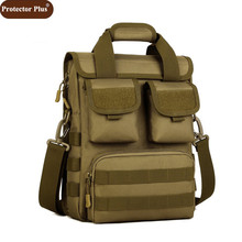 Protector Plus Multi-function Military Men Nylon Bag Man Shoulder Bags Waterproof Camouflage HBags Free Shipping 2017 D152
