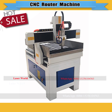 Round Rail cnc router machine TS6090 with 2.2kw spindle for wooden engraving wood router machine caving