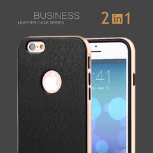 Clespruce Bumblebee NEO Hybrid Cover Case For Apple iPhone 6 6s plus 4.7 5.5 5 5s SE Mobile Phone Cover Back 2 in 1 PU Leather