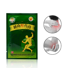8Pcs Vietnam Red Tiger Balm Back Body Massager Relaxation Herbal Plaster Pain Relief Patch Medical Plaster Ointment Joints C075