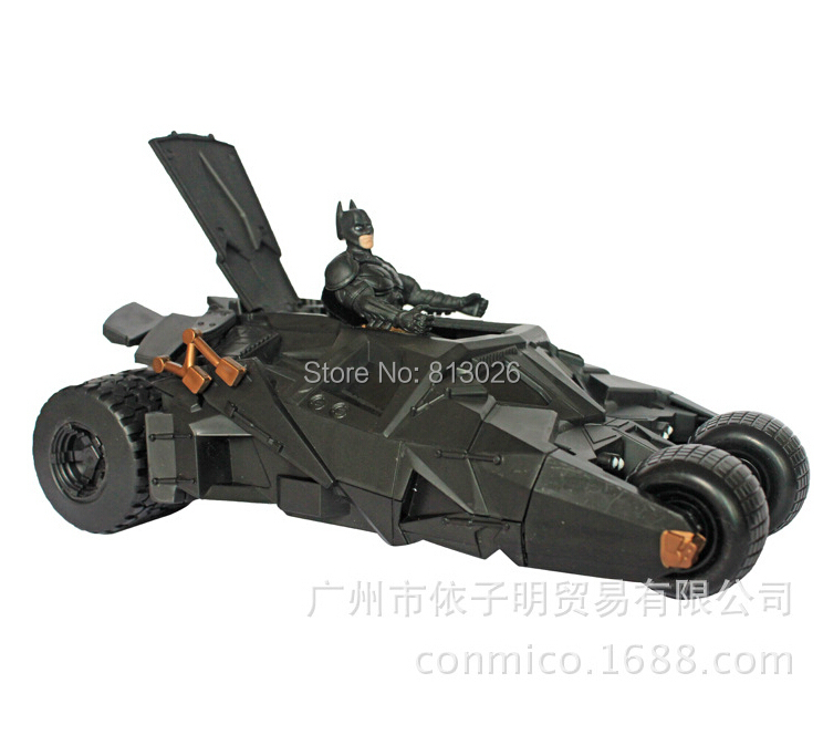 Black Car  Batman The Dark Knight Action Figures PVC brinquedos Collection Figures toys for christmas gift With Retail box<br><br>Aliexpress