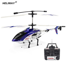 HELIWAY 2017 Original RC Helicopters 505 Large Size Electric Remote Control Quadcopter High Quality Gyro Shock Shatter Resistant