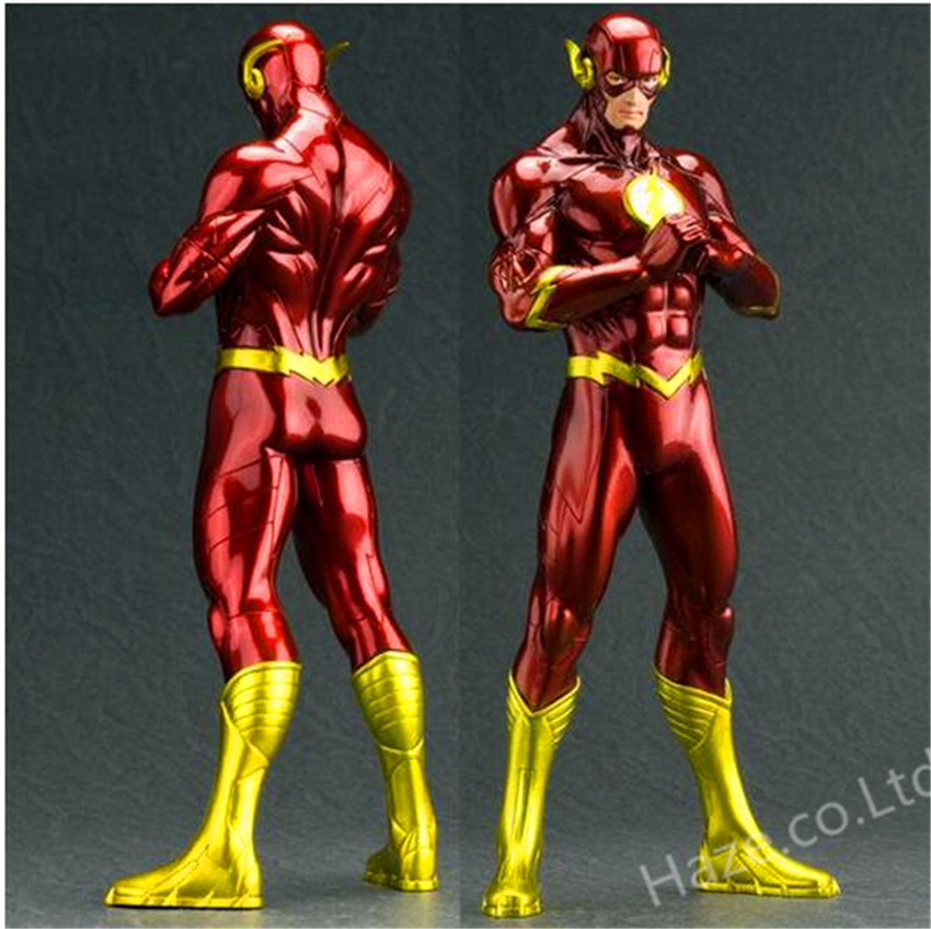 DC COMICS JUSTICE LEAGUE Heroes THE FLASH ARTFX + STATUE 10 FIGURE Toys<br><br>Aliexpress