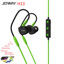 JOWAY H13 Bluetooth 4.1 Headphone Sport Auriculares Wireless Headset Audifonos Ear Style Stereo Runningg Earphone Fone De Ouvido