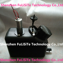 FuLiSiTe UV flated printer 1.5L UV ink tank UV sub tank parts with sensor  and stirring motor UV bulk ink system adapter