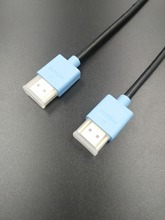 Slim HDMI Cable with Ethernet 1M 1.5M 2M 3M 5M 10M 1.4 for HD TV's / Xbox 360 / PS3 / Playstation 3 / SkyHD