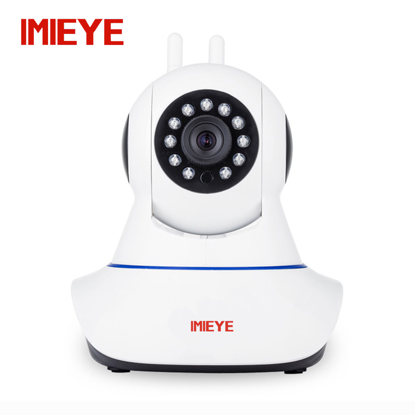IMIEYE Full HD 1080P IP Camera Wifi Wireless CCTV Surveillance Camera Network Security Baby Monitor With IR Audio Pan Tilt Zoom<br>