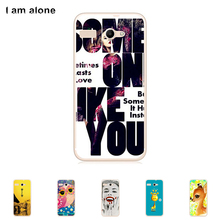 Soft TPU Silicone Cover For Micromax Bolt Q346 4.5 inch Mobile Phone Color Paint Case Cellphone Skin Free Shipping