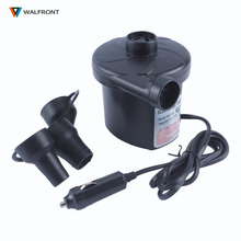 1pc 380L/min Pump Electric Air Pump for Mattress inflatable Boat DC 12V 3800Pa Hot Sale(China)
