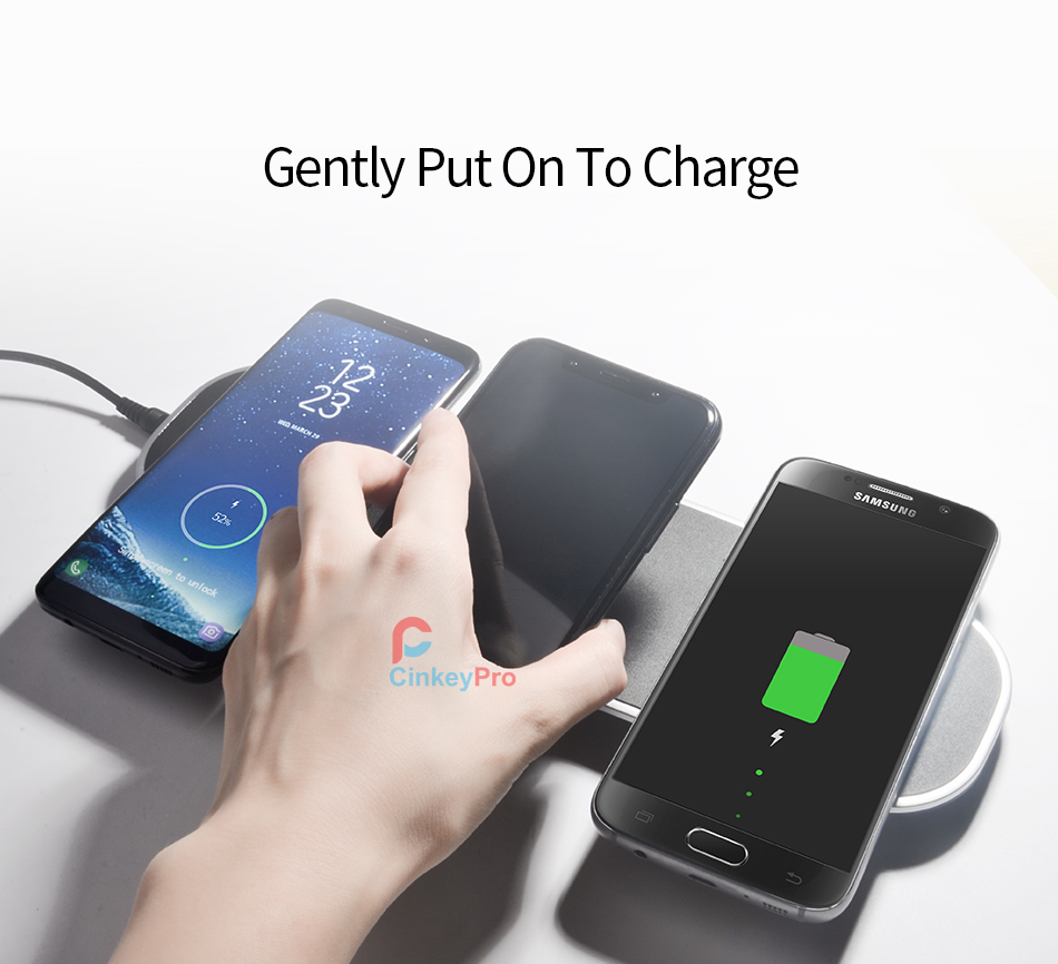 Wireless Charger Station 4