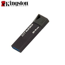 Original Kingston USB Flash Drive Pendrive Mini USB 3.0 Data Traveler 64GB Pen Drive DTM30 Flash Disk USB Stick Memoria usb(China)