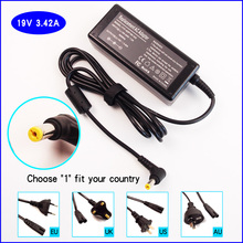 19V 3.42A Universal AC Adapter Battery Charger for Acer Aspire 5735 6935 9500 A110L A150L 6935G 5610Z  5335Z 2920Z PA-1650-02