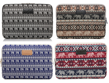 "10""11""12""13""14""15""Canvas Fabric Laptop Notebook Ultrabook Sleeve Bag Case for Apple Macbook Pro Retina Macbook Air 13 /13.3-Inch(China)"