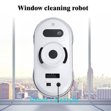 Robot window cleaner Auto Clean Anti-Falling Smart window glass cleaner robot vacuum cleaner Free Shipping