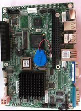 New Original IPC 3.5 Motherboard NANO-LX-800-R12 V1.2 Industrial Mainboard PC/104 Plus pc104+ ISA SBC Fanless PCI104 with RAM