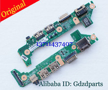 Original New For HP Mini 311-1000 Audio USB VGA Network Board DA0FP6PI6E0 580066-001