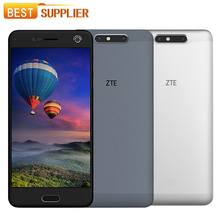 "ZTE Blade V8 LTE Mobile Phone Octa Core Android 7.0 4GB RAM 64GB ROM 5.2"" Dual 13 MP + 2MP Dual SIM Fingerprint"