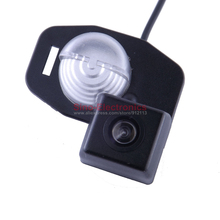 CCD Rearview Camera for Toyota Corolla 2007-2012 Reverse Camera Waterproof HD Night vision Parking line display Free shipping