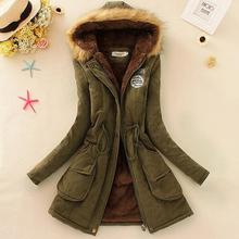 2017 Cheap wholesale Spring new Hot selling women Warm hooded Fashion Casual S-XXXL 8 colors Artificial lambs wool Coat(China)
