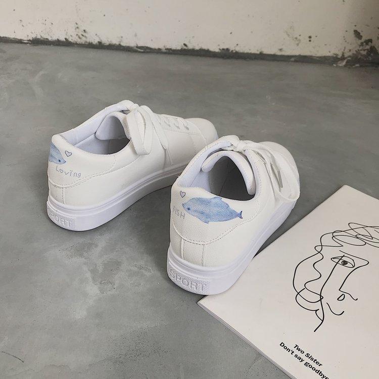 حذاء نساء لون ابيض 44