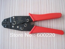Ratchet crimping plier tool HS-03H (European style) for Coaxial cable RG174,RG179