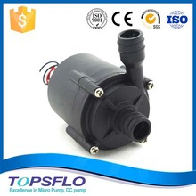 2015 hottest TOPSFLO TL-C01H/S/PV-A12-2008-W  solar dc circulation pump  for Electric Instant Water Heater