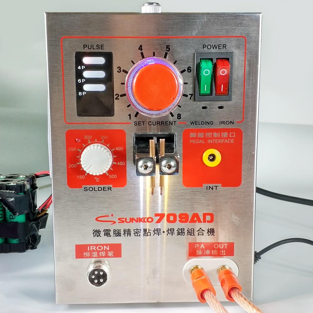 709AD spot welder machine 1