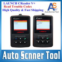 [LAUNCH Authorized Distributor] 2015 High Quality 100% Original Launch Creader V+ Code Scanner CReader V Plus Same As Creader VI