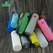 10pcs Perfect Match Box for Eleaf I just S Mod Protective Silicone Case Cover 19 Colors