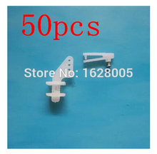 free shipping 50pcs U horn holder linker and Chuck /for airplane/hobby plane /RC model/airplane