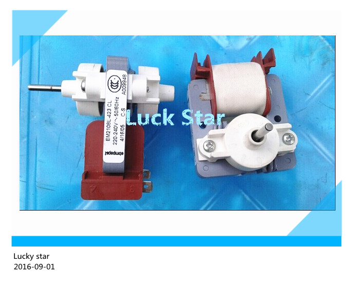 1pcs 100% new for good working High-quality for refrigerator KK22E28TI EM2108L-423 CL Fan Motor<br><br>Aliexpress